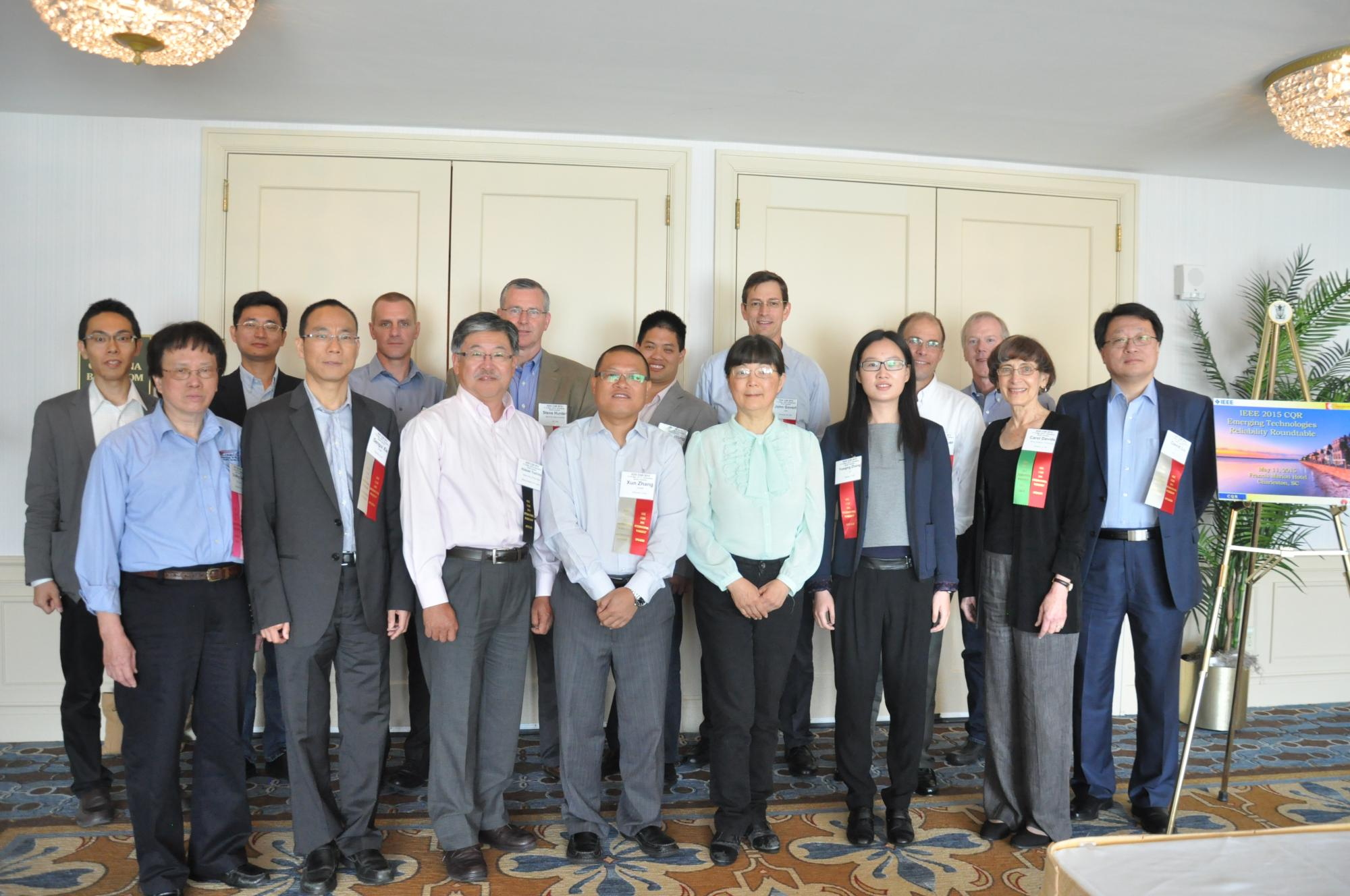 Picture of IEEE Communications Society (ComSoc) Technical Committee on Communications Quality & Reliability (CQR)