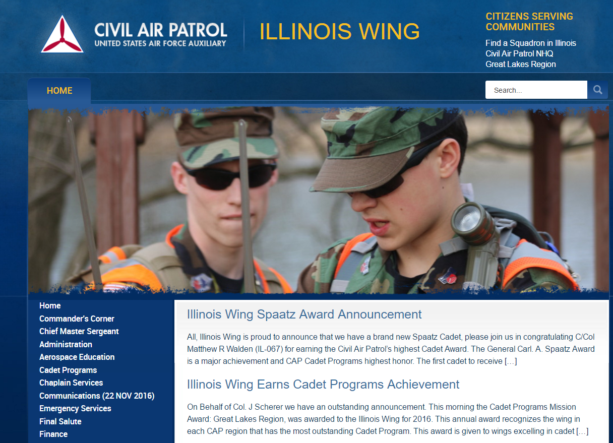 Illinois Wing Image