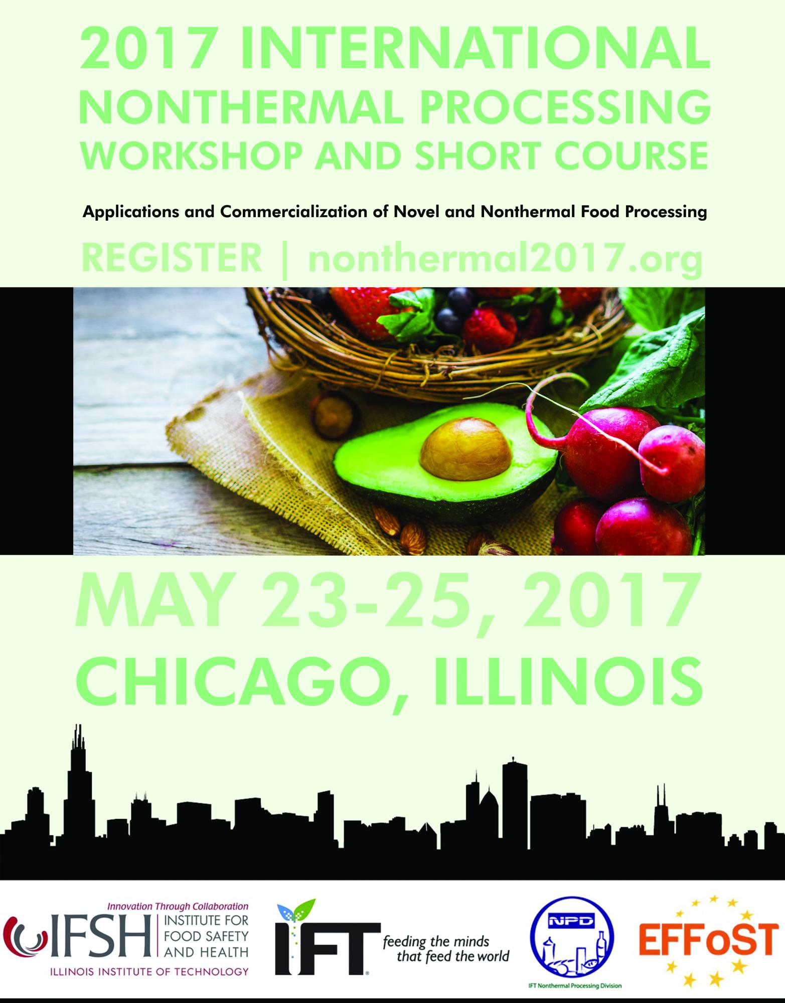 IFT Nonthermal Workshop and Short Course poster