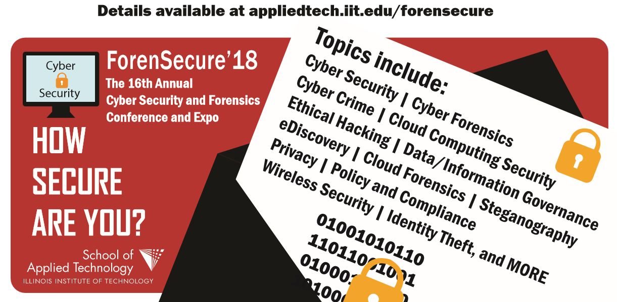 Forensecure'18 Posters