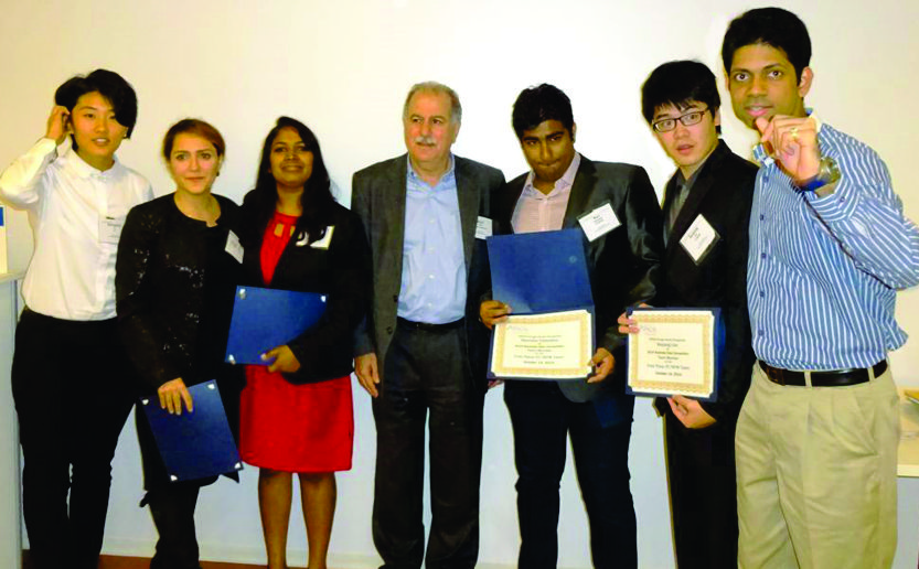 INTM APICS Chicago CASE Competition Team 2014