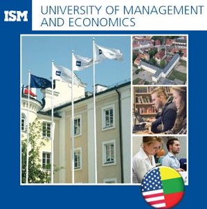 ISM University of Management and Economics in Lithuania