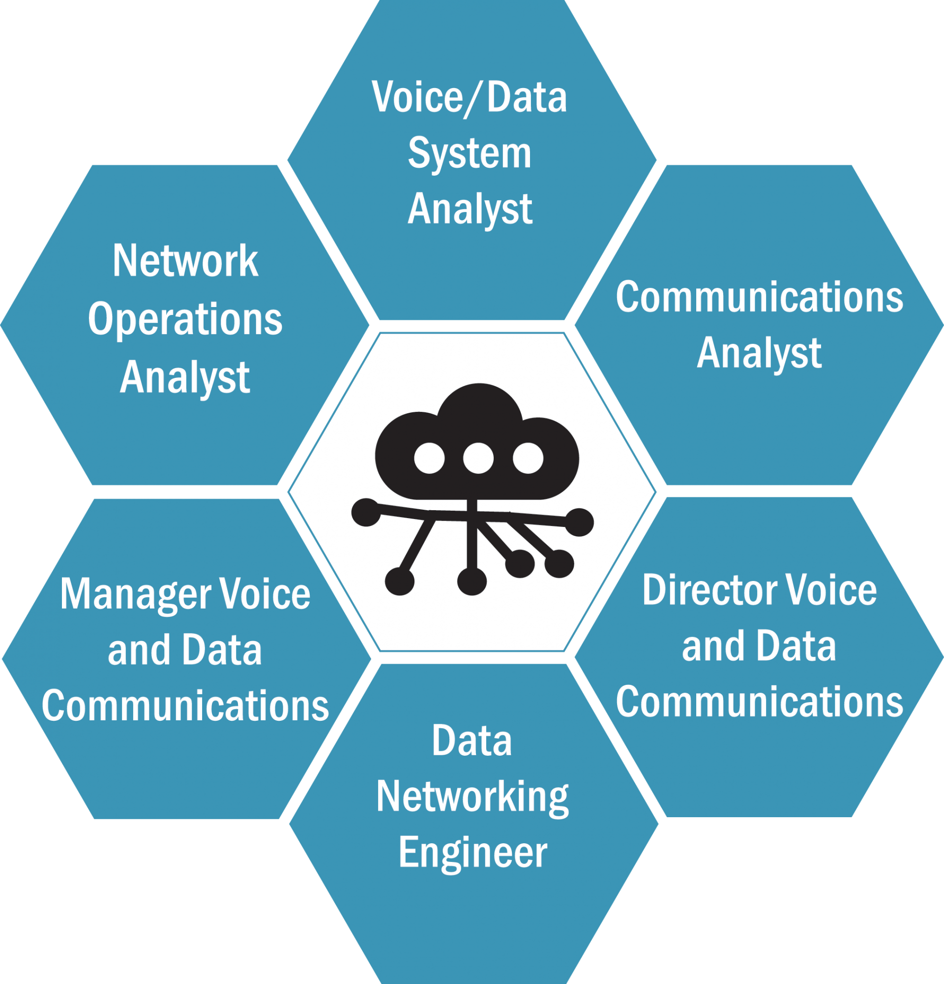 Technology Management Image: Networking, Information And Communications Technology