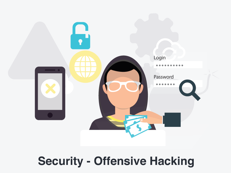 Security - Offensive Hacking