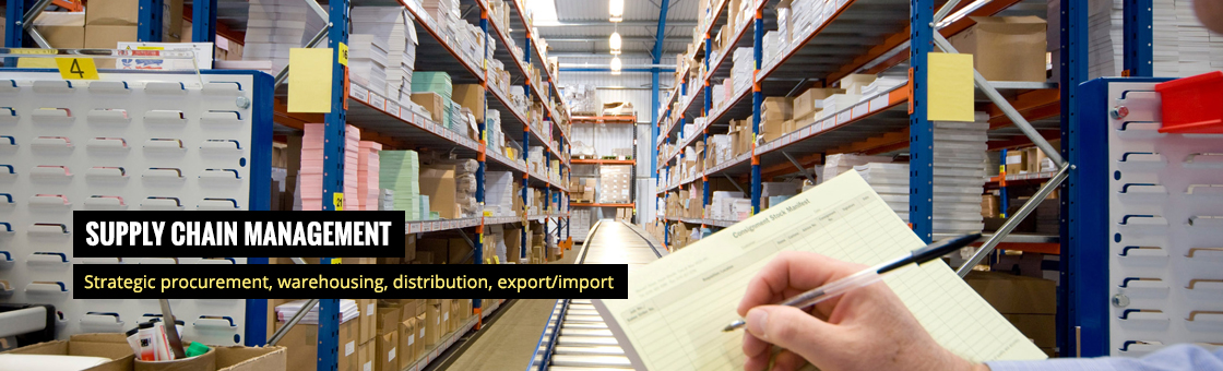 INTM Supply Chain Management
