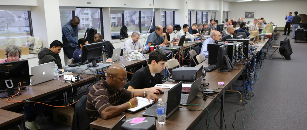 Picture of NENEA ICE 6 Event at Illinois Institute of Technology