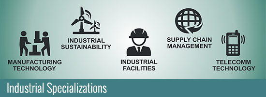 Industrial Specializations