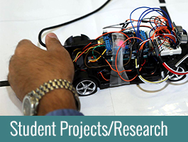Student Projects/Research