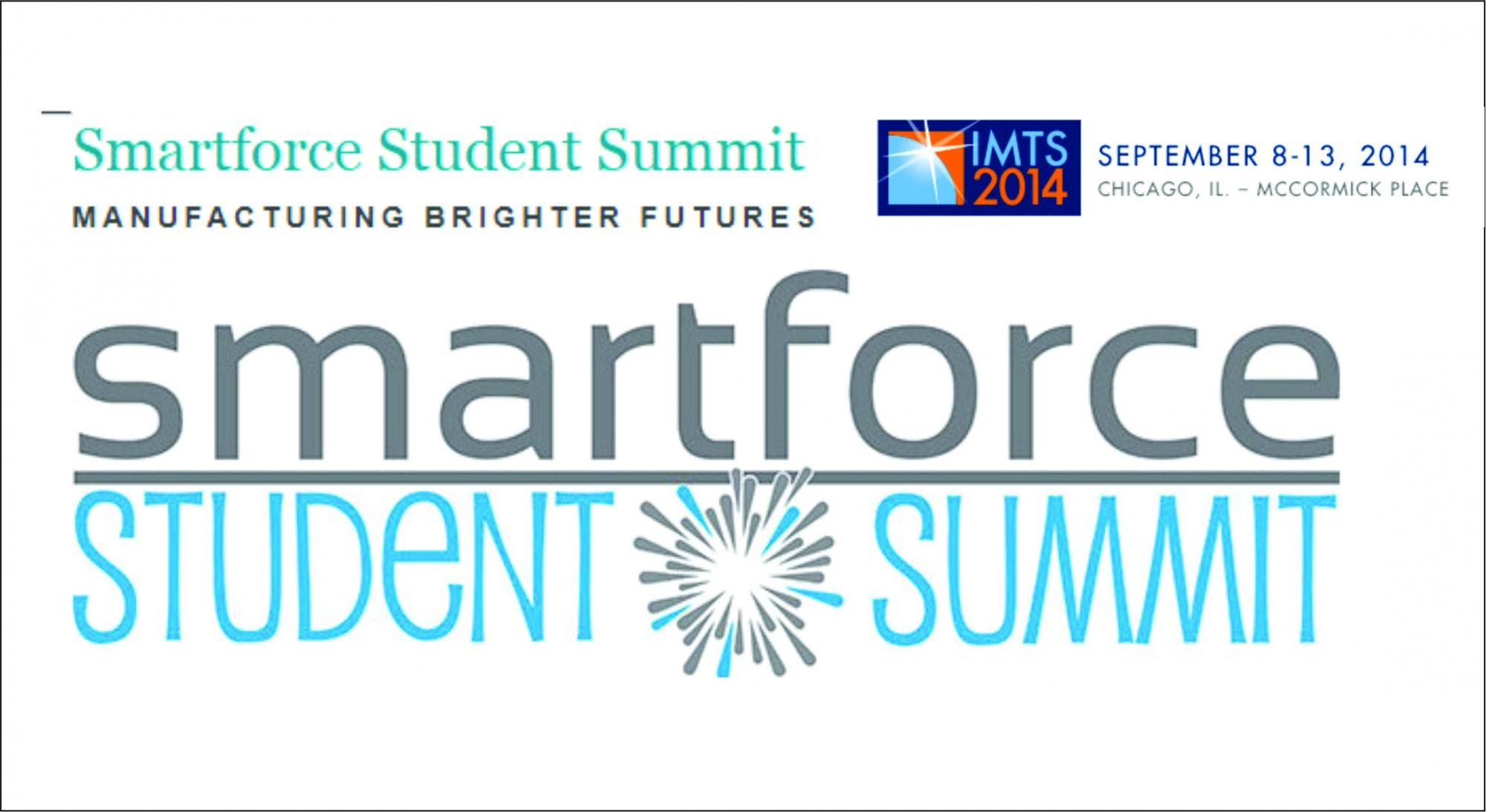 Learn about IIT & Industrial Tech. at IMTS Smart Force Student Summit