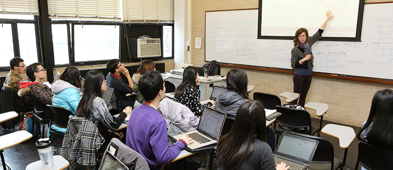 Small Class Sizes Allow For Better Interaction and Learning