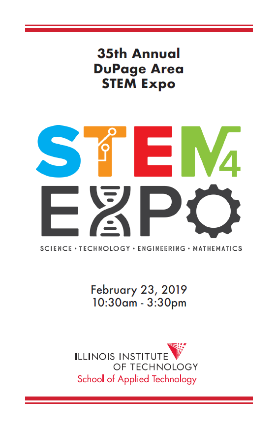 STEM Expo Program 2019